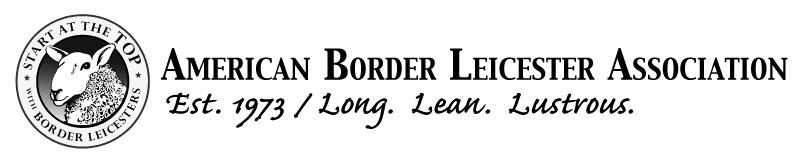Welcome to the American Border Leicester Association website